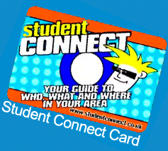 student connect card