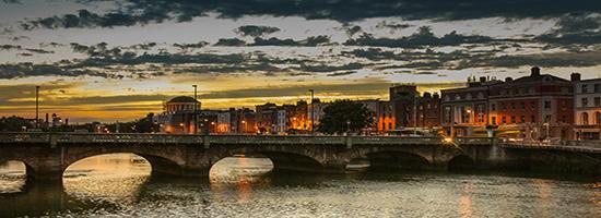 Dublin Bridge student connect holidays