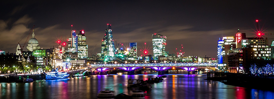 London by night student connect holidays