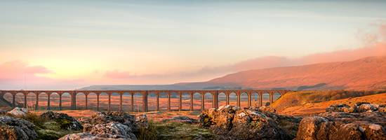 Ribblesdale viaduct student connect holidays