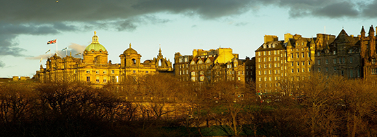 Student connect holidays Edinburgh